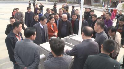 """随州市""""厕所革命""""现场会在广水市召开 部署推进厕所革命工作"""