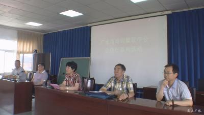 """广水诗词楹联协会""""庆端午""""余店采风行"""
