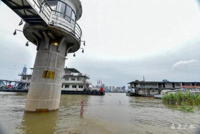 今年長江1號洪水已經形成