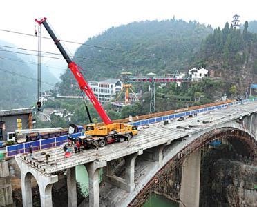 湖北启动消除危桥计划 拟3年改造6108座危桥