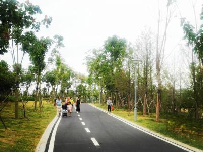 印台山文化生态园:人在画中走 画在景中游