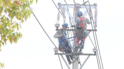 """广水供电:电网""""换心""""为发展""""充电"""""""