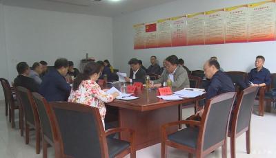 广水市部署推进优化营商环境工作