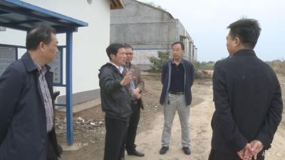 李國壽到我市調研督辦農村廁所革命推進工作