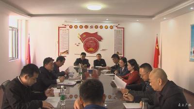 省委统战部宣讲调研组来到广水  讲了什么?