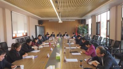 广水市召开市委常委会 传达学习党的十九届四中全会精神