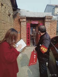 武勝關鎮:進一步加強駐村包保工作責任