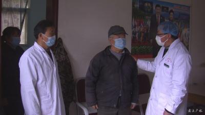 乡村医生左汉文:用生命守护抗疫防线!