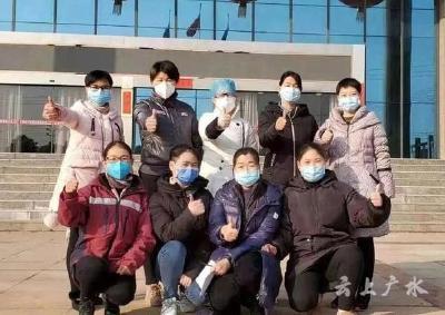 抗疫日記|江西醫療隊隊員沈娟:你并不孤單,加油!