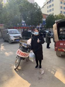 長嶺鎮:全力保障物資  全心為民服務