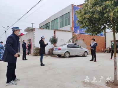 李店鎮:打贏疫情防控戰 把好人居環境關
