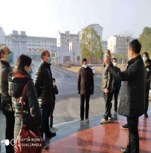 李店鎮中心中學:眾志成城抗疫情 攜手同心護家園