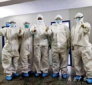 全力救治!江西醫療隊員全部進入一線科室參與救治工作