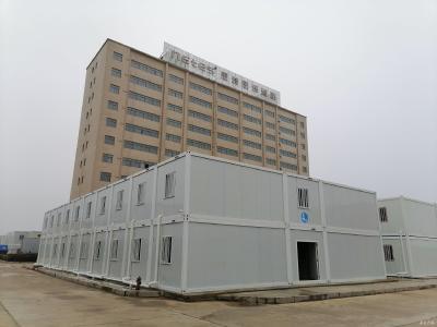 廣水最大救治隔離場所投入使用
