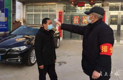 【讓黨旗在防控疫情斗爭第一線高高飄揚】劉先明:退休不褪色 離崗不離黨