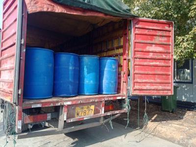 抗擊疫情 湖北德樂電力捐贈10噸消毒液