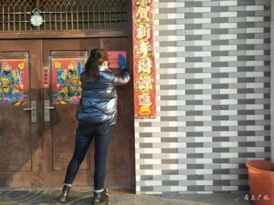楊寨鎮:嚴格落實武漢返鄉人員兩大承諾