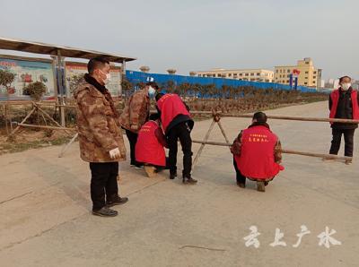"""王明友:當好社區防疫""""前哨"""""""