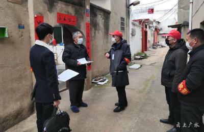 應辦:區塊臨時黨支部構建紅色堡壘