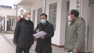 市公共資源交易中心:駐村包保 嚴密防控