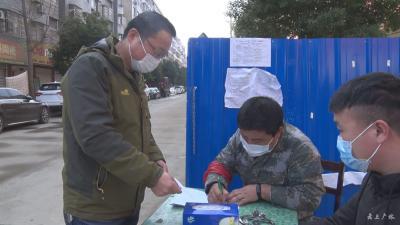 青年退伍軍人志愿者:疫場作戰場 退伍不褪色