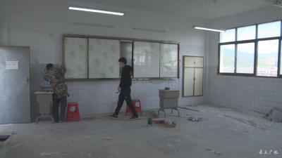 广水市实验高中:多措并举 全力做好复学准备工作