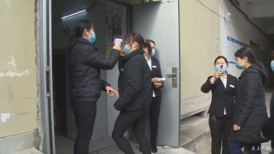 广水市超市加强新员工培训 构筑防控保健康新防线