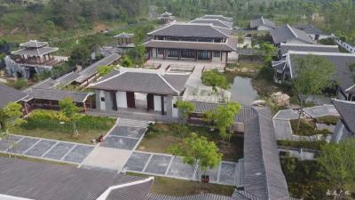 印台山文化生态园:高品质城市桃花源