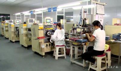 """广水市锂电池产业""""动力强劲"""""""