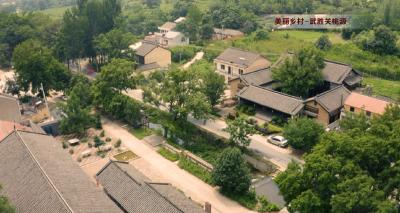 【视频】美丽乡村|武胜关镇桃源村——雄关之下的世外桃源