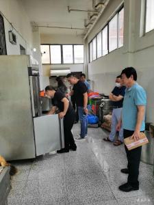 聚焦高考 ▎广水市市场监督管理局积极助力高考食品安全保障工作