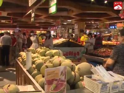 V视|市市场监督管理局全面筑牢食品药品安全防线