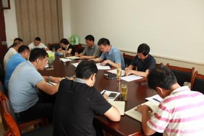 广水市财政局全面推进银行账户清理工作