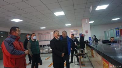 广水市委督查组开展全市便民服务质量督导检查