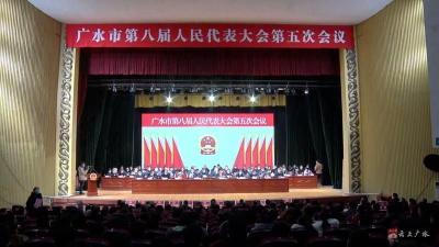杨光胜当选广水市人民政府市长