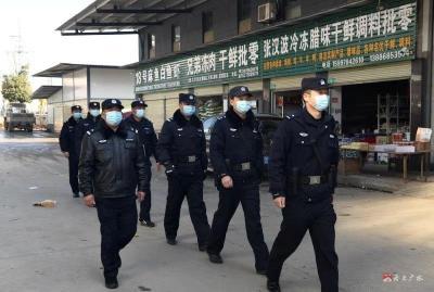 广水市森林公安:保护野生动物 加强疫情防控