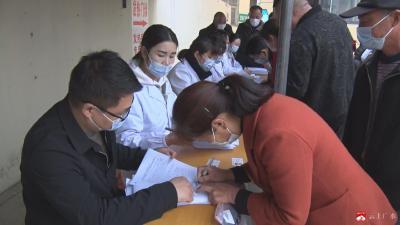 市衛健局督導疫苗接種工作