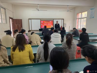 長嶺鎮平林中心小學開展消防安全演練