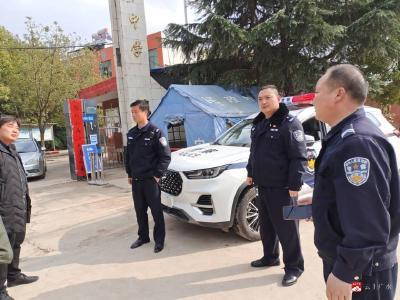 太平鎮中心中學:筑牢學生安全的防護墻