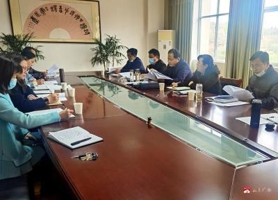 市政協副主席楊華赴教科衛委員活動組走訪委員