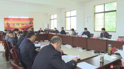 劉秀玲要求:細化優化工作方案  加強服務組織保障  圓滿精彩辦好首屆月季花節