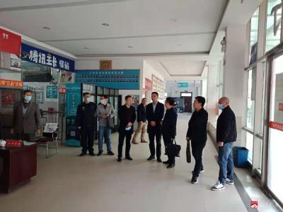 廣水市交通運輸局開展勞動節前檢查