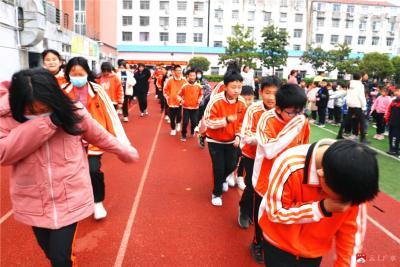 廣水書生學校:珍惜生命  遠離火災