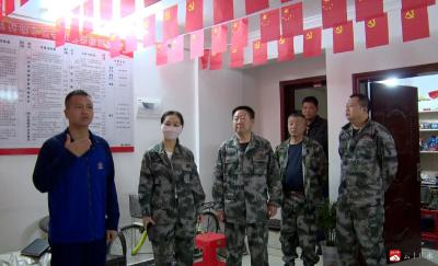 廣水:開展消防演練   共建平安社區
