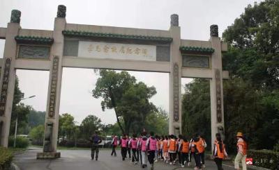 楊寨鎮中心中學開展研學旅行活動