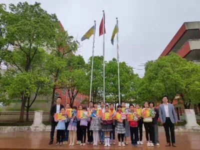 陳巷鎮中心小學:快樂閱讀  陪伴成長