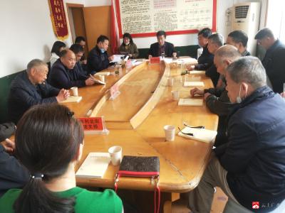 應山辦事處勝利街社區吸取黨史力量 推動為民辦事見實效