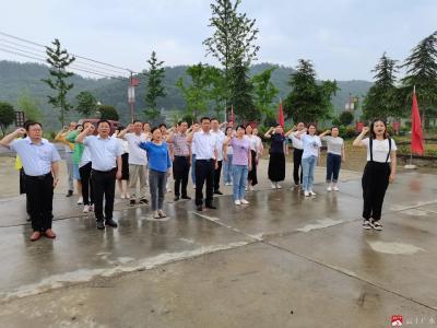市實驗小學:緬懷革命先烈  傳承革命精神