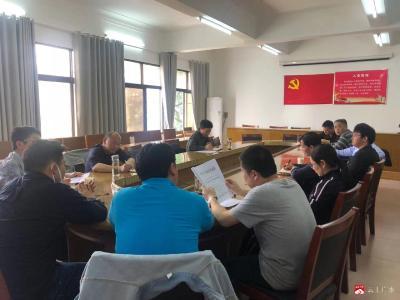 市委統戰部傳達學習爾肯江在全省基層統戰工作西部片會上的講話精神