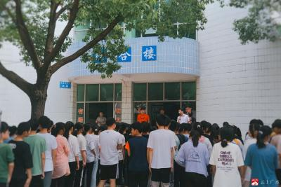 太平鎮中心中學打好校園安全防控攻堅戰